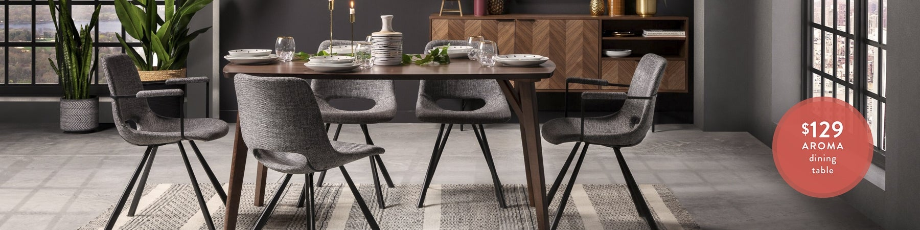 Modern Dining Tables Kitchen Dining Room Structube
