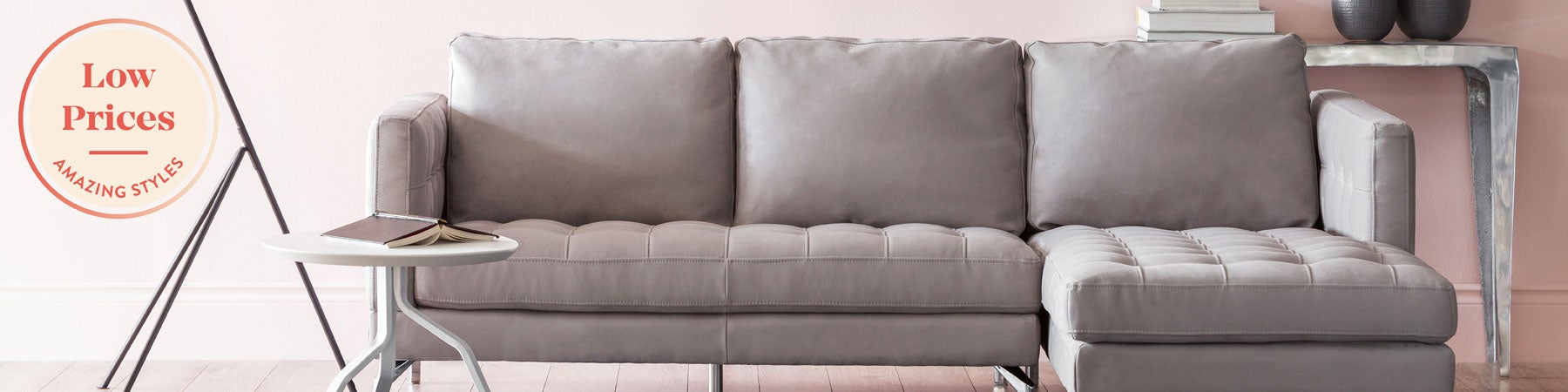 Modern Sectional Sofas Modular Leather Couches Structube