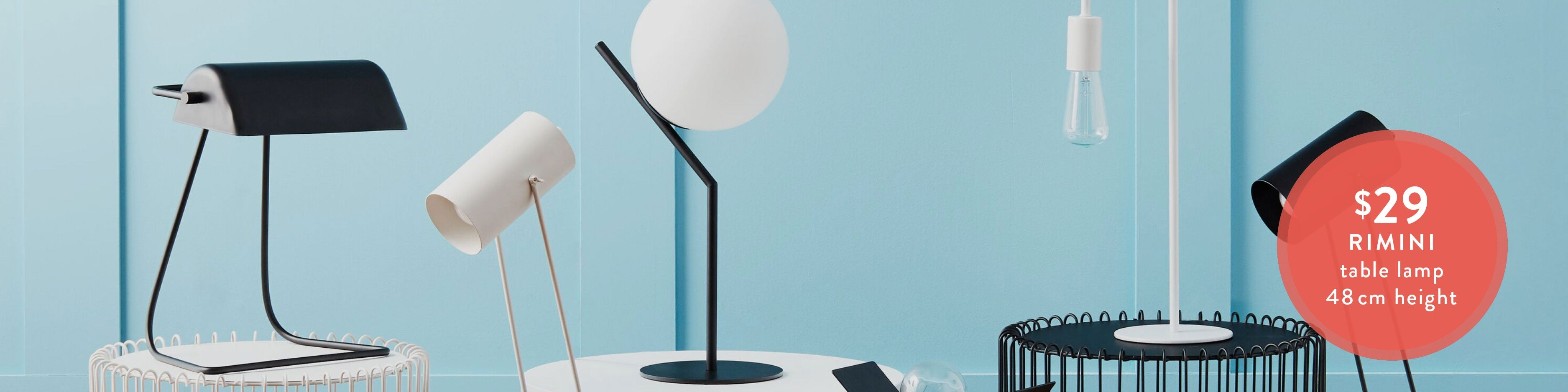 Modern Table Lamps Living Room Bedroom Structube