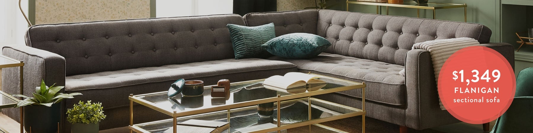 Modern Sectional Sofas Modular Couches Structube