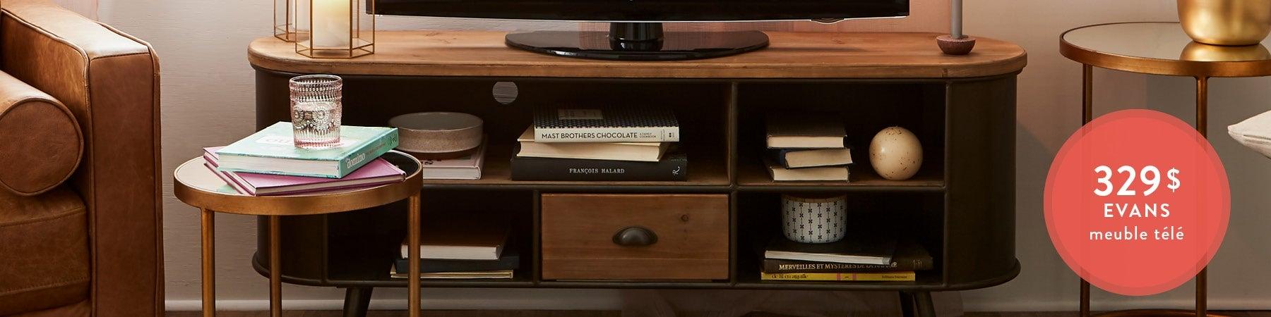 Audio Meubles Télé Supports Modernes VidéoStructube wN80Ovmn