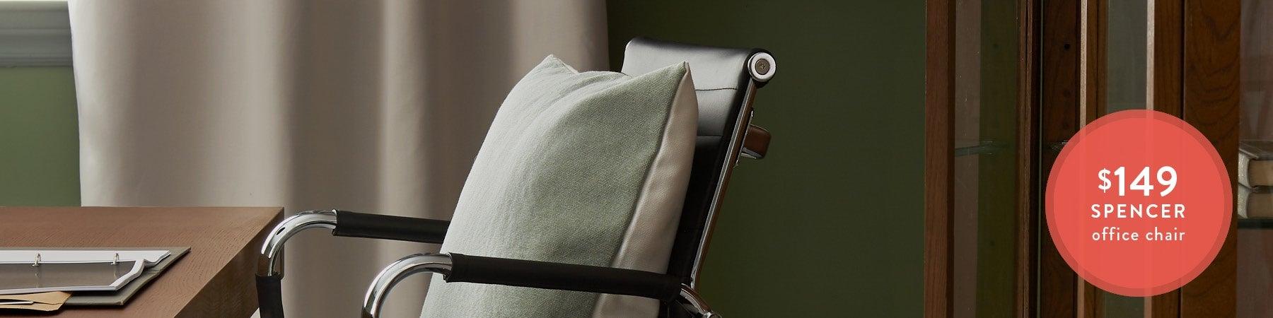 Modern Desk Chairs Home Office Swivel Seats Structube