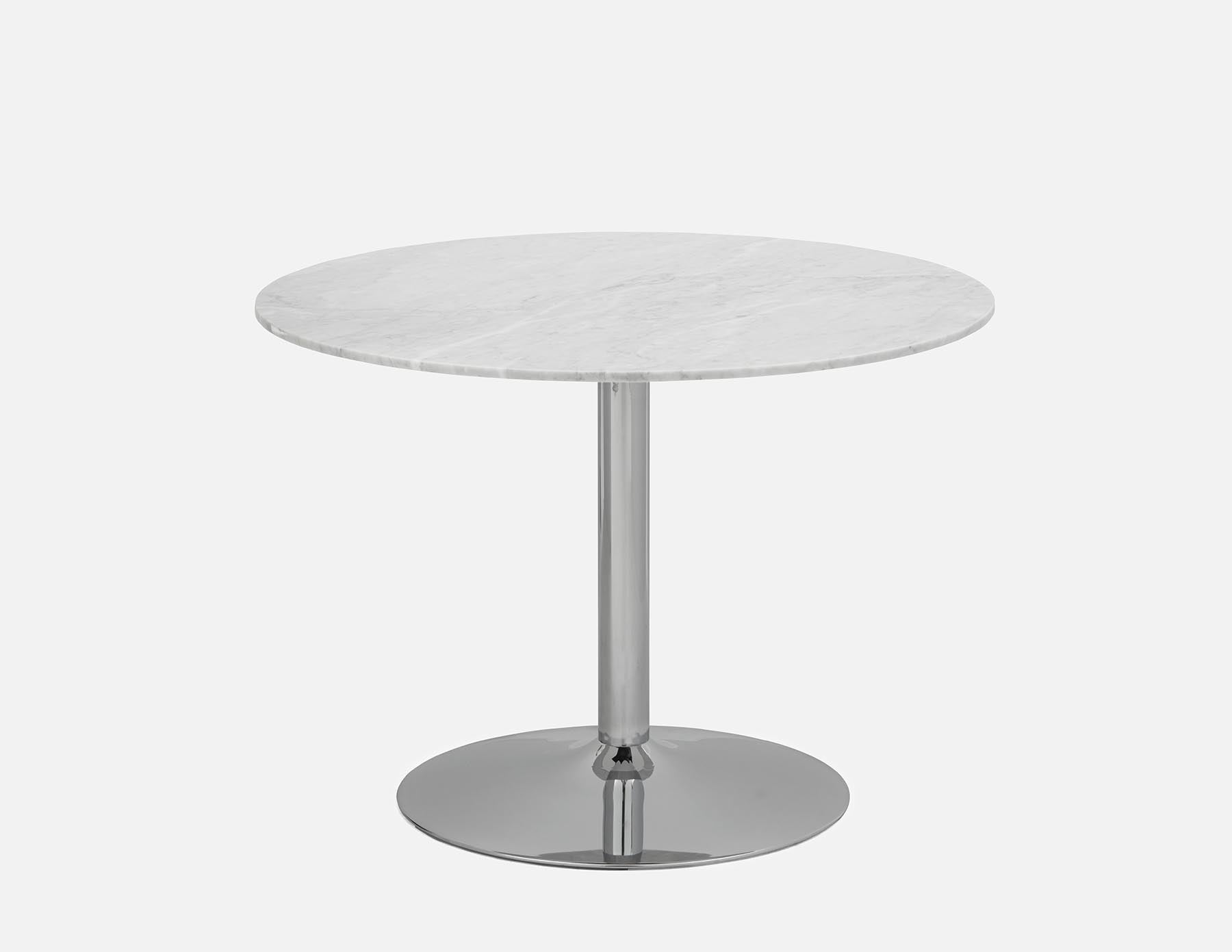 Martini Marble Dining Table 106cm Structube
