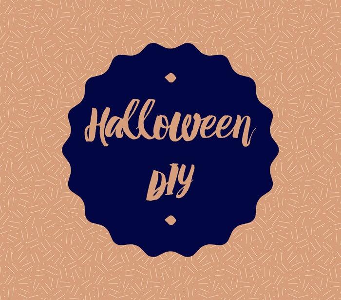 Nos Trouvailles Halloween DIY