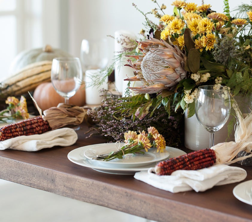 Set a Table for Fall