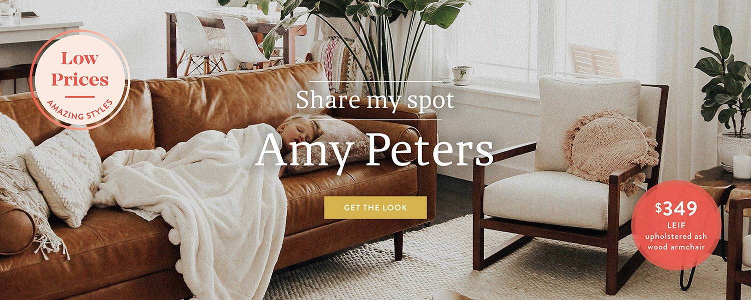 Get the look amy peters