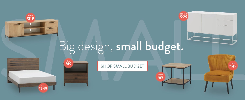 Small Budget