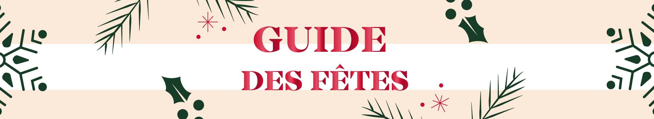 Guide des fetes