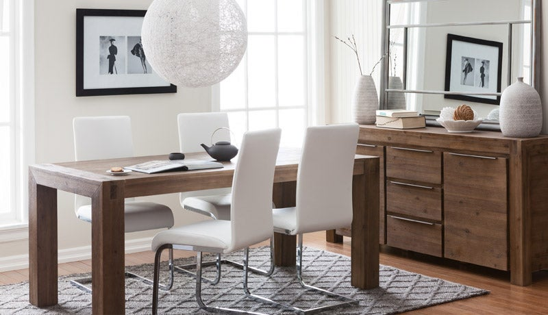 Timeless Appeal Dining Room | Room Tours - Structube ...