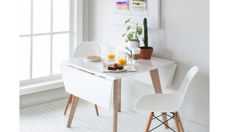 Petit espace optimis structube for Table petit espace manger