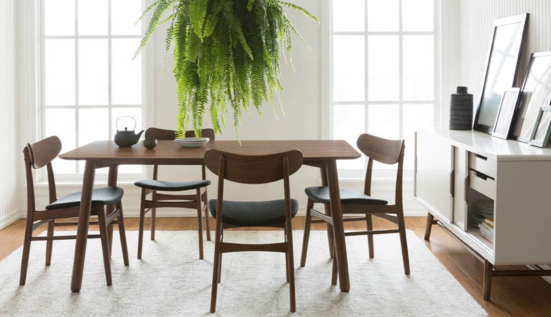 Dining danish style structube for Table inspiration scandinave