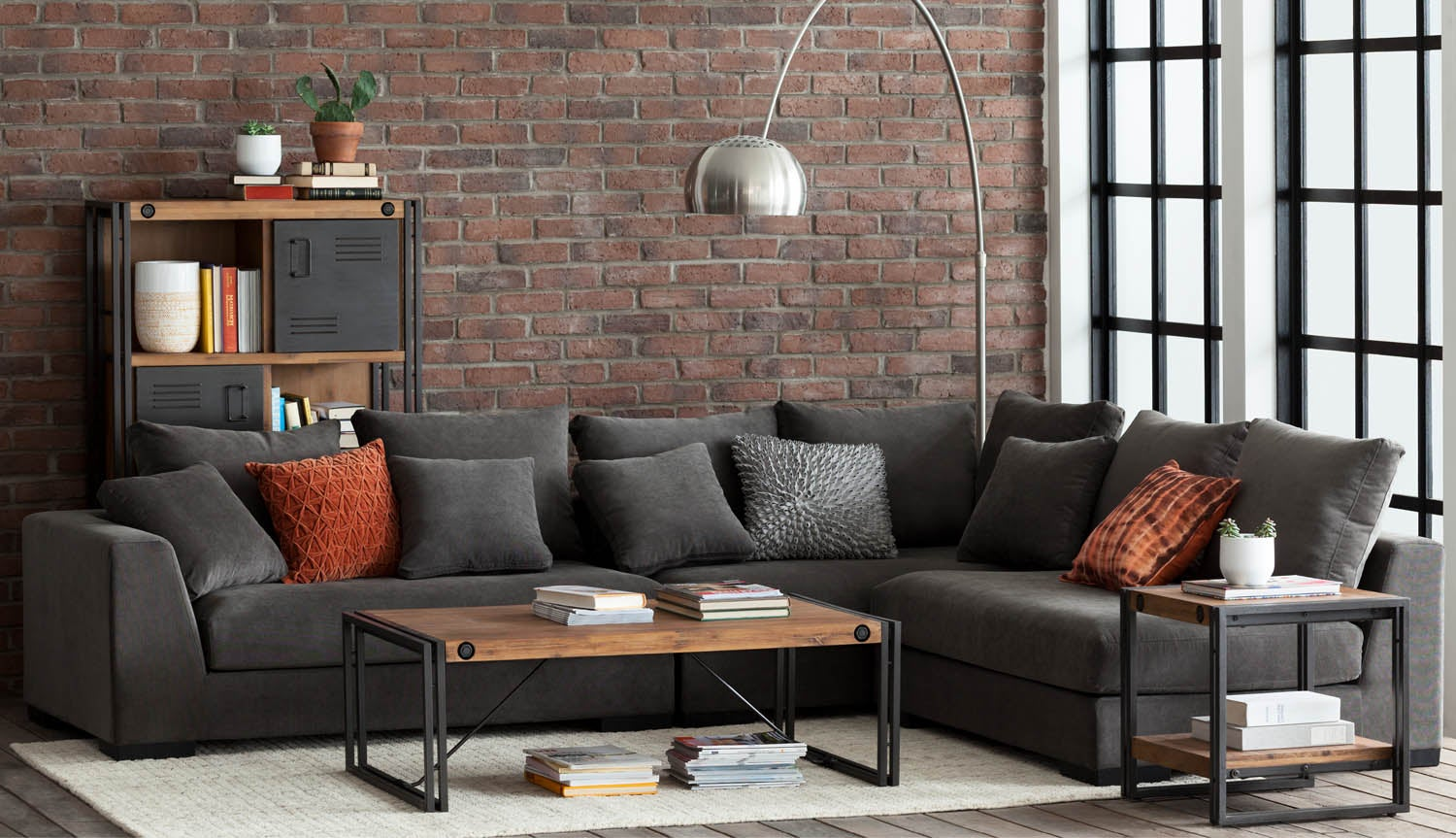 Rustic Beauty Meets Urban Chic Structube