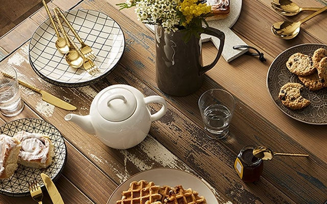 5 simple ways to set an inviting Easter brunch table