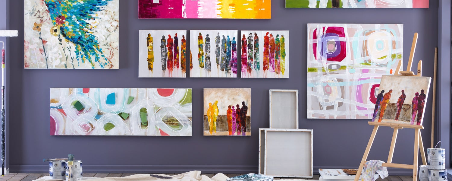 Choosing art for your home - Choosing Art For Your Home