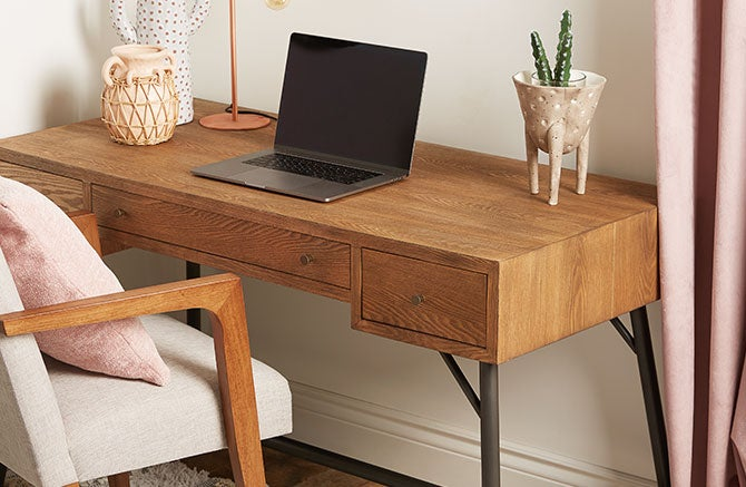 Desks for Home Office Work Stations