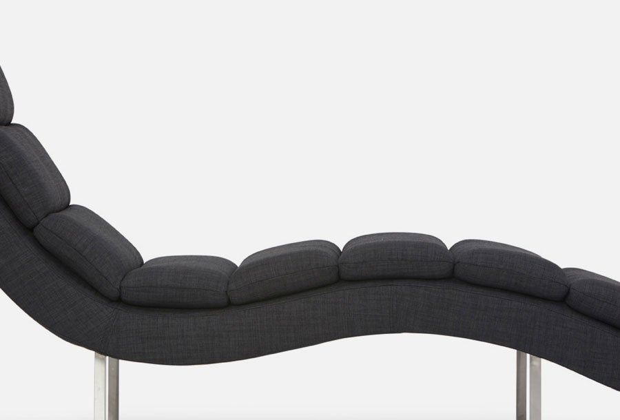 Modern living room furniture structube - Chaise longue fauteuil ...